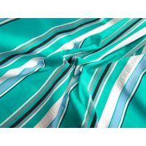 Stretch Seersucker Stripe