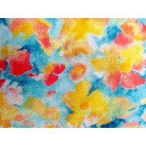 Impressionist Floral Cotton
