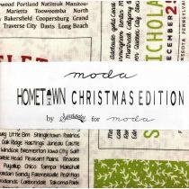 Moda Hometown Christmas Edition