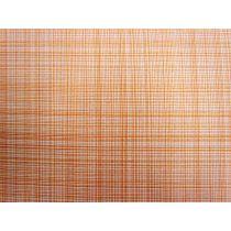 Palette Pleasure- Check- Tangerine