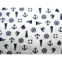 Nautical Notions Cotton- White