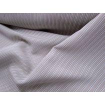 Winter Weight Malt Stripe Shirting