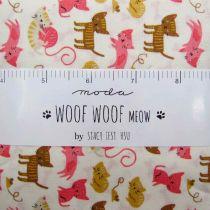 Moda Woof Woof Meow Promo Pack
