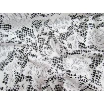 Embroidered Sequin Lace- Wedding Flower