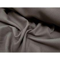 Linen Look Wool Blend Suiting- Malt