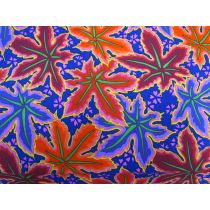Kaffe Fassett Lacy Leaf- Red