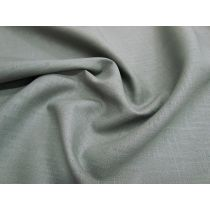Linen Cotton- Pewter Grey