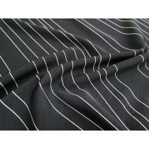 Diagonal Deco Soft Textured Polyester