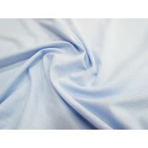 Textured Cotton Blend- Baby Chambray