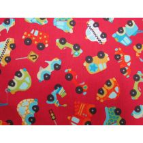 Playtime Cars Cotton