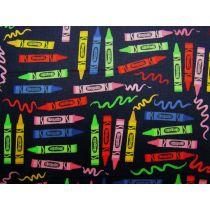 Creative Crayons Cotton