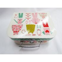 'I Heart Dolls' Sewing Medium Case