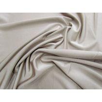 Soft Feel Slinky Jersey- Shiny Mushroom Grey