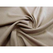 Soft Back Cotton Blend Double Knit- Nutmeg