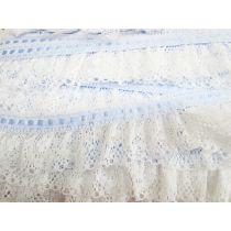 Bluebell Ribbon lace Trim