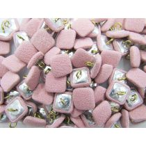 Fabric Covered Fashion Buttons- FB094