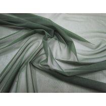 2way Stretch Mesh- Olive Leaf