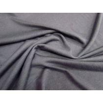 Lightweight Wool Blend Modal Jersey- Good Karma Grey