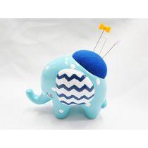 Pin Ellie Pin Cushion- Blue