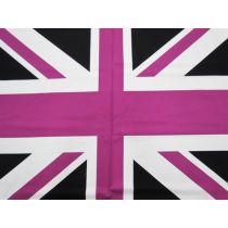 Union Jack- Purple #571