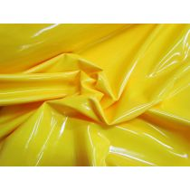 2way Stretch PVC Vinyl- Yellow