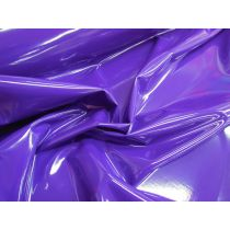 2way Stretch PVC Vinyl- Purple