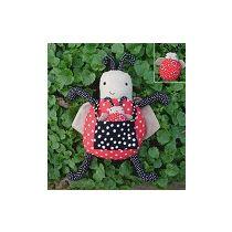 Melly & Me Toy Pattern- Lottie & Little Lady
