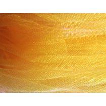 Metallic Net- Yellow