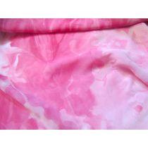 Tye Dye Chiffon- Pink