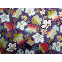 Kabuki Garden #15- Purple