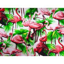 Flamingo Cotton- Cream