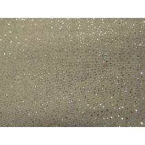 Glitter Chiffon- Gold