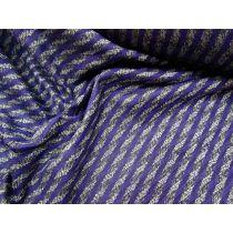 Zazzle Stripe Wool Flannel