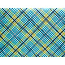 Shelburne Falls- Complex Plaid- Willow