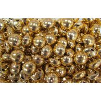 Gold Domed Couture Buttons- CB231