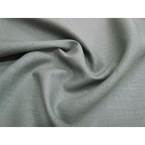 Linen Cotton- Pewter Grey