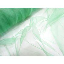 Organza- Leaf Green
