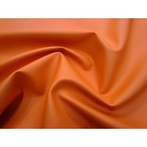 Heavy Weight PVC- Orange