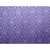 Painted Garden #16- Purple