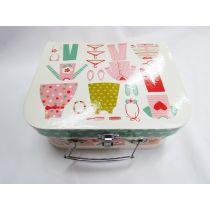 'I Heart Dolls' Medium Sewing Case