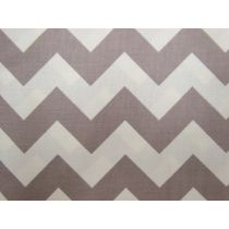 Le Creme Chevron- Gray #40