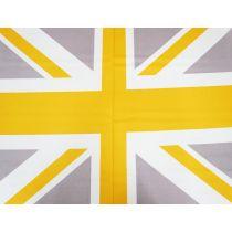 Union Jack- Panel- Yellow #571