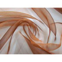 Shot Crystal Organza- Copper
