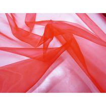 Matte Organza- Red