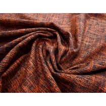 Park Lane Soft Tweed- Bright Orange