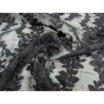 Juliet Vines Embroidered Silk Organza