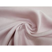 Italian Linen Look Suiting- Light Orchid Pink