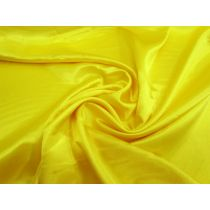 Stretch Satin- Hot Yellow #1130