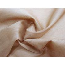 Slub Weave Rayon Organza- Copper