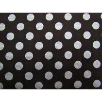 Sparkle Dots- Black #110